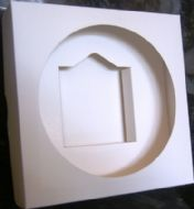 100 x CD Clock Gift Boxes, Packing Box, Free Delivery